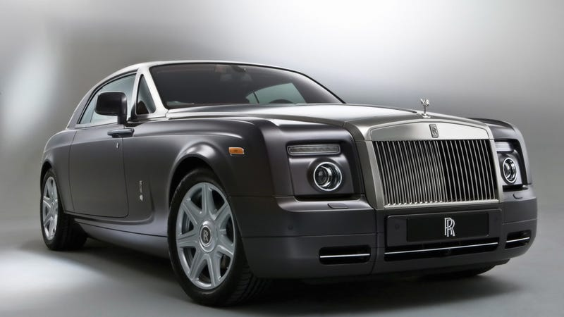 What Recession? Rolls-Royce Sold More Cars Last Year Than Ever Before