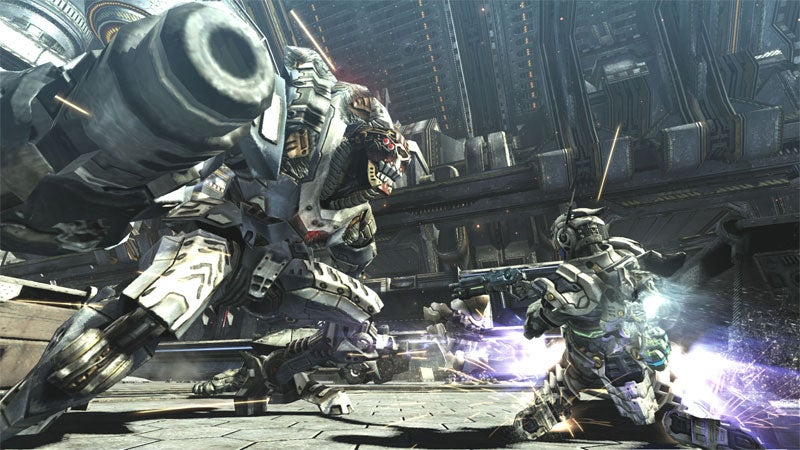 Vanquish Is Full Of Stylish Bullet Time, Smoke Breaks