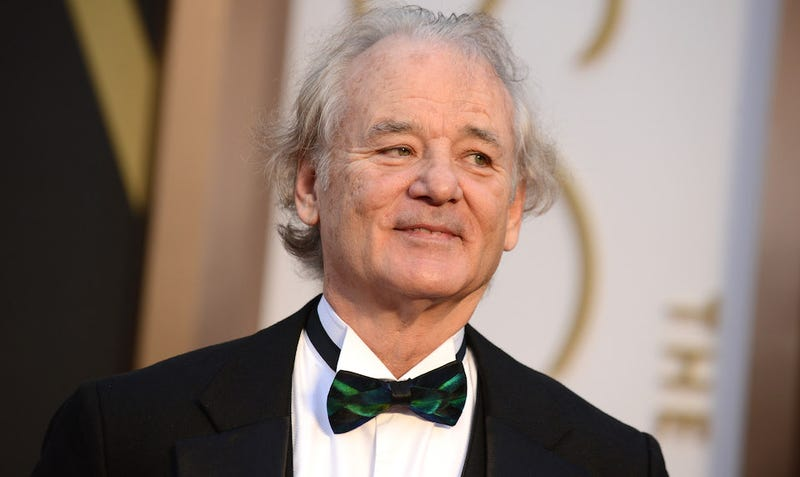 Bill Murray to Turn Off Bill Murray to Voice Baloo in The Jungle Book