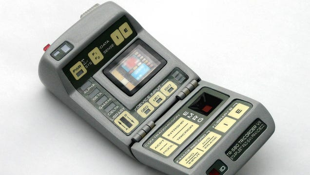 medical device tricorder