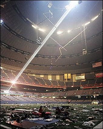 Super Bowl Subplot #8: Hurricane Katrina