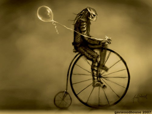 Old-Timey Predator Will Joyride Into Your Heart