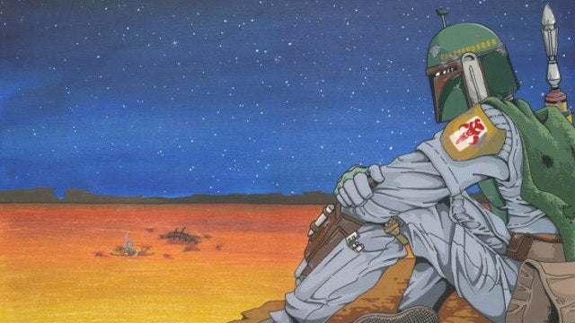 What happened to Boba Fett after the sarlacc pit? The