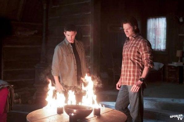 New Supernatural Promo Pics
