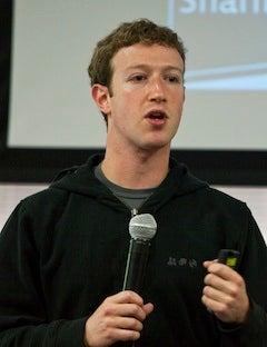 Mark Zuckerberg Got Served—but Why?