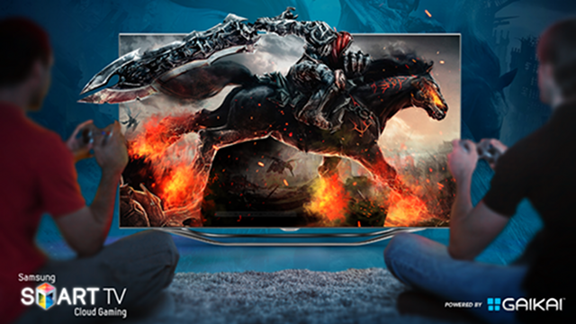 Samsung Cloud Gaming to Stream Console-Quality Games Straight to Smart TVs