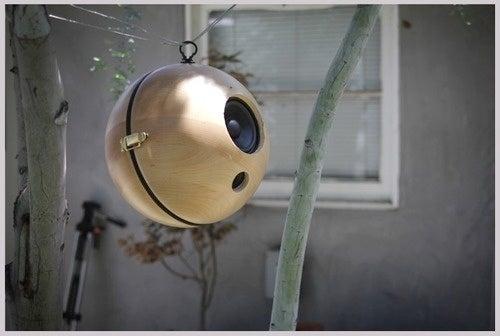 DIY Wireless Salad Bowl Speakers