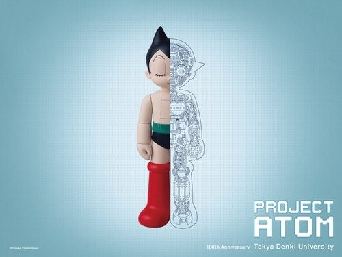 Sleepy Eyed Astro Boy Wallpapers Will Ignite Your Desktop