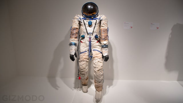 Apple's Superstar Designer Auctioning Off Actual Spacesuit for Charity