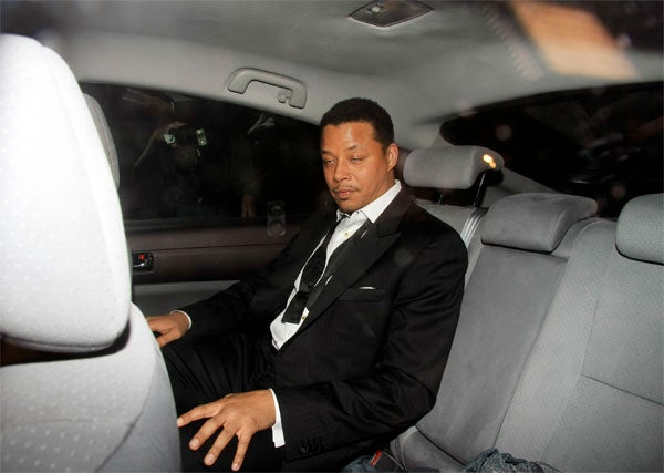 Terrence Howard: There's Got To Be A Baby Wipe Joke In Here Somewhere