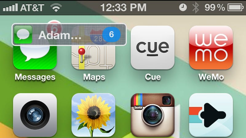 MiniBanners Shrinks Notification Banners on Your Jailbroken iPhone so They're Less Intrusive