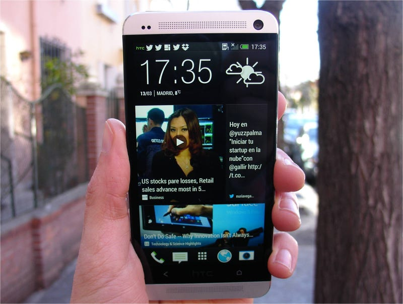 HTC One, análisis: el mejor smartphone jamás diseñado por HTC