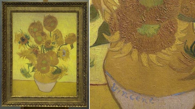 3D Printing and Scanning Can Now Produce Near Flawless Art Forgeries