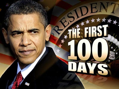 Barack Obama's First 94 Days: A Look Back