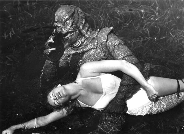 The Creature From The Black Lagoon Reemerges Gill By Gill