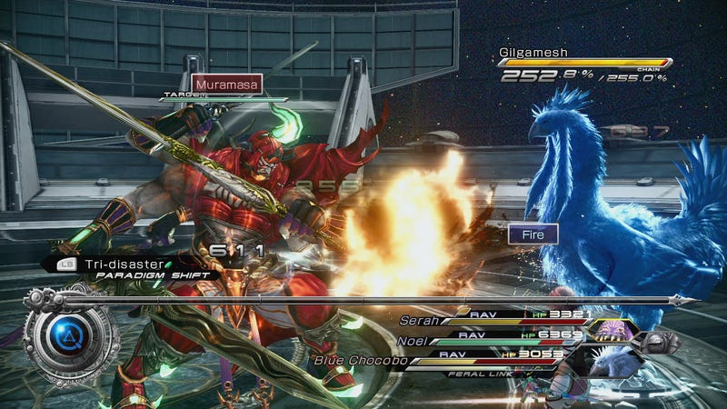 Final Fantasy XIII-2 DLC Cracks Joke About Final Fantasy XIII-2 DLC