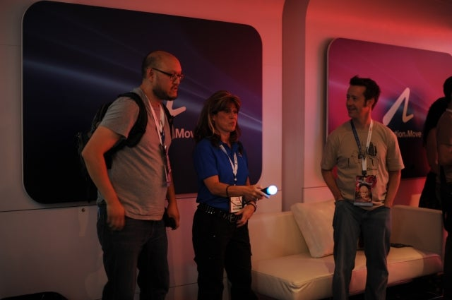 The Places and Faces of E3 Day One
