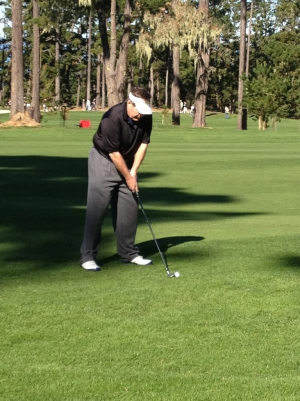 How Dare Bill Belichick Golf Pebble Beach Just Four Days After Losing The Super Bowl