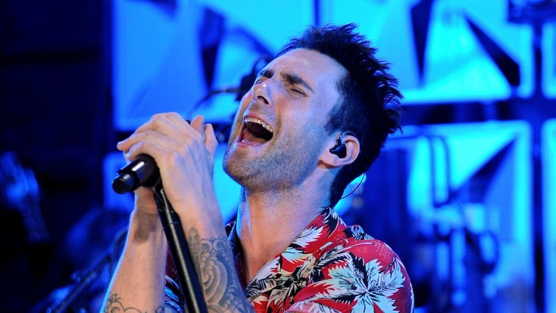 Adam Levine's 'I'm Not a Douche' Profile Proves He's a Major Douche