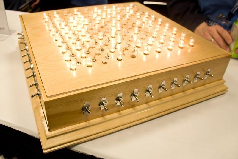 Berlekamp's Switch Game May Be Nerdiest Boardgame Ever