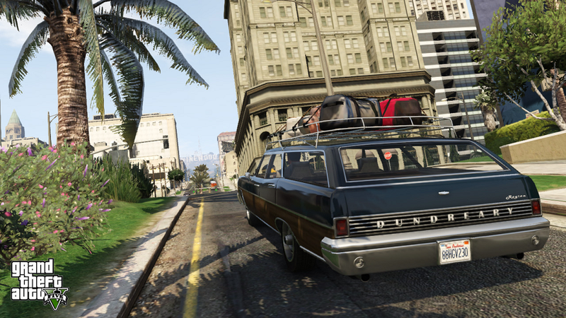 Your Jalop-Worthy GTA V Vehicles Are Here