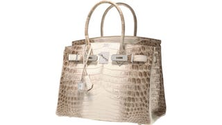 Crocodile/Diamond Birkin Bag Expected to Fetch Over $200K at Auction