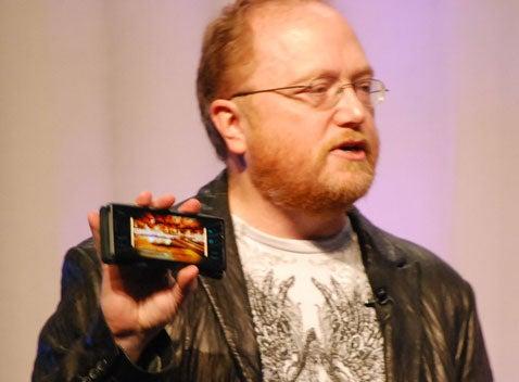 HP's Fantasy Portable Gamer Is Actually Real... Vapor