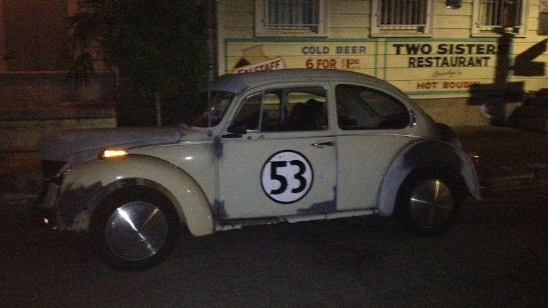 The Ghosts Of Volkswagens Past Haunt The Old City