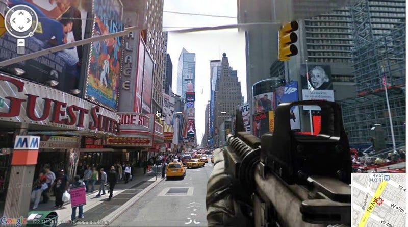 Machine Gun Your Neighborhood in This Psychotic New Game