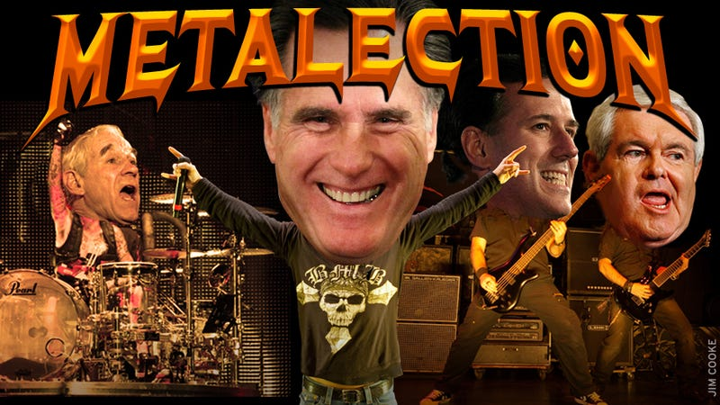 Metal Endorsements Update: Exhumed's Matt Harvey for Ron Paul