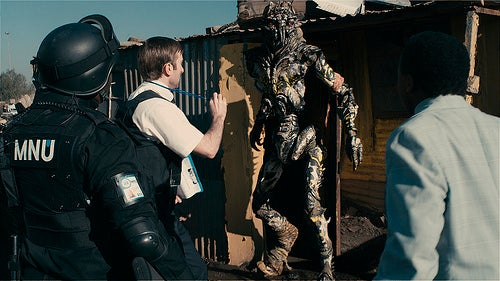 "Your Oppression Will Be Simulated in ""District 9"""