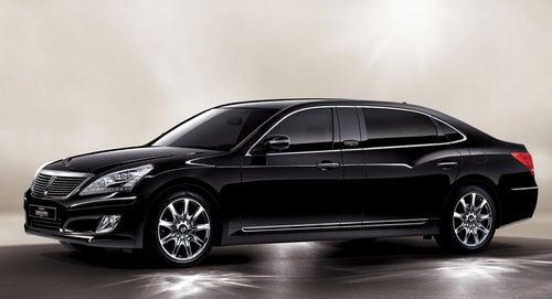 Hyundai Equus Limousine: Wildly Expensive Korean Car Gets Even Moreso