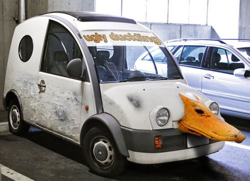 Ten Vehicles That Don't Belong On BuisnessWeek's 50 Ugliest Cars List