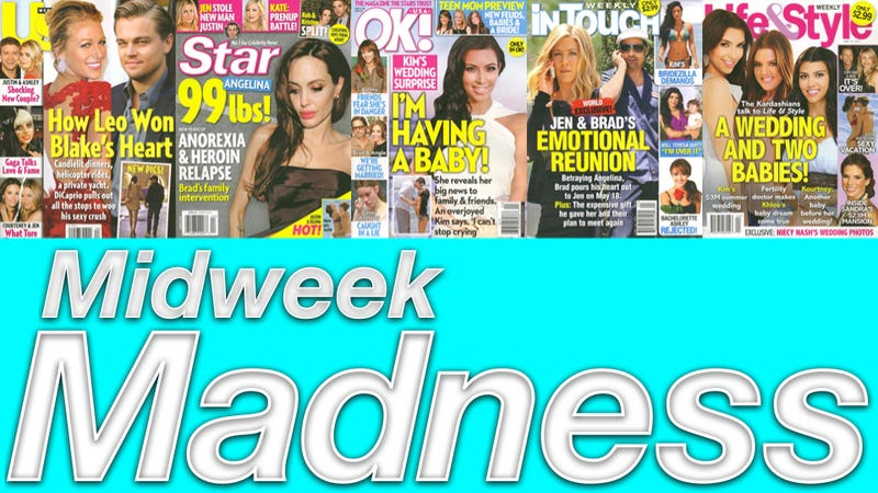 This Week In Tabloids: Justin's Trousersnake Is Sexing Ashley Olsen