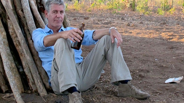 Is CNN Going to Ruin Anthony Bourdain?