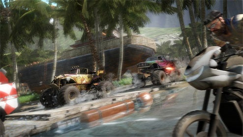 MotorStorm 2 Getting Weekly DLC, Eventually
