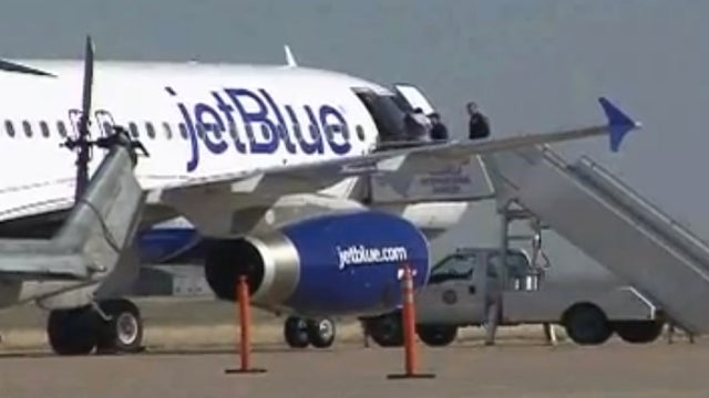 A JetBlue Pilot 'Tried To Take Down' A Plane Today