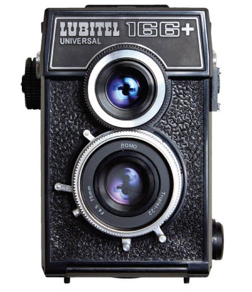 Lubitel 166+ Improves On Classic Lomographer Camera
