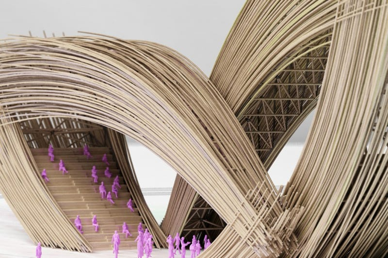 This Hooped Bridge is High-Tension Math