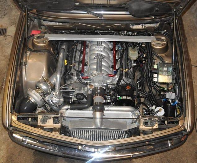 Turbo Lsx E28