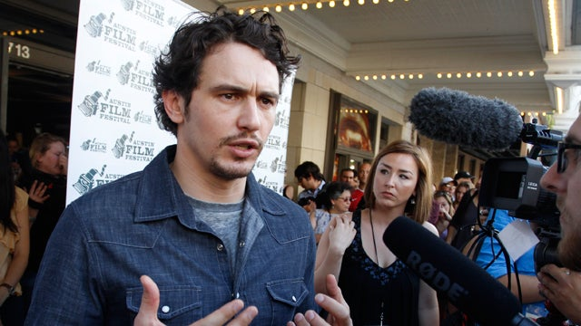 James Franco's Strap-On Sex Doll Orgy/Art Project