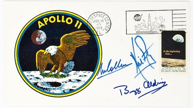 The Apollo 11 astronauts couldn't obtain life insurance. Here's what they did instead.