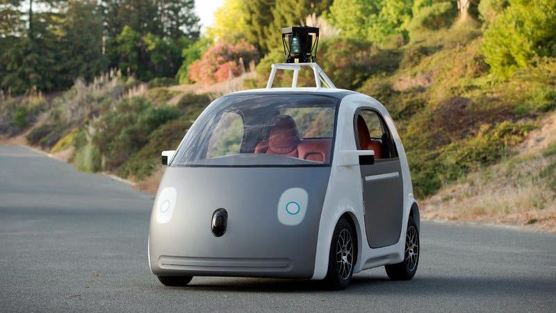 How do we get to all autonomous cars?