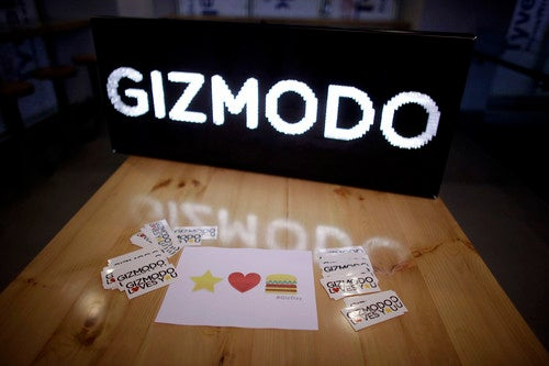 Gizmodo Day @ 4food