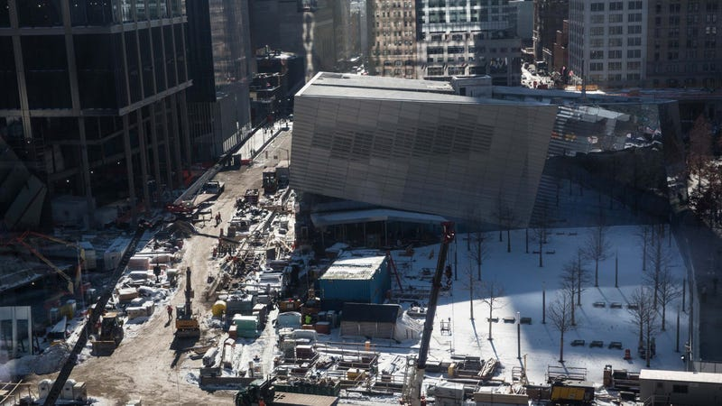 Quote on the 9/11 Memorial Is 'Shockingly Inappropriate,' Says Scholar