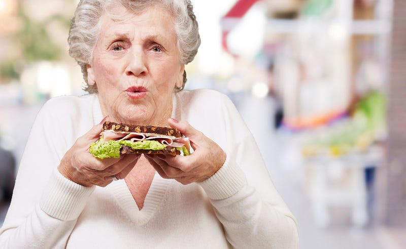Once You Hit 75, Eat All the Donuts You Want, Says Science