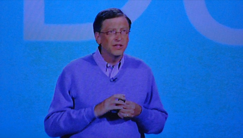 Bill Gates Farewell CES Keynote Cheat Sheet