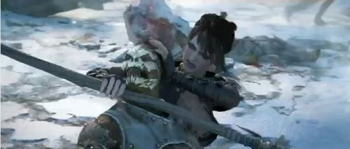 The Lady is a Spider in Dragon Age: Origins