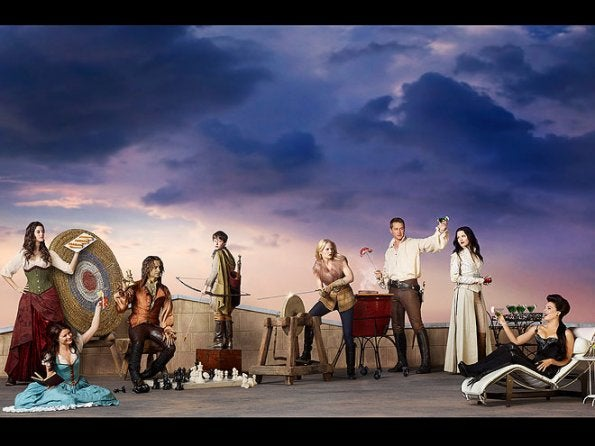 Once Upon A Time - Season 2 Cast Images