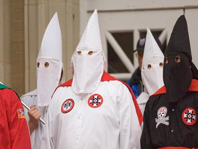Ole Miss KKK Protest Goes Swimmingly